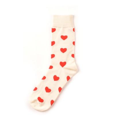 """Vyriškos kojinės """"Širdelės"""""""