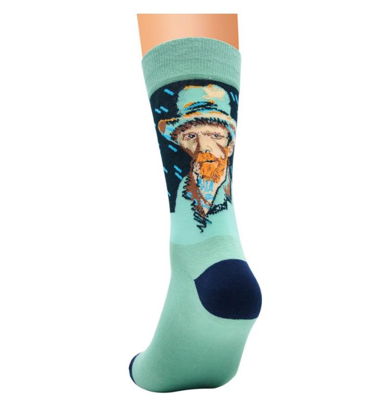 """Kojinės vyrams """"Vincentas van Gogas 2"""""""