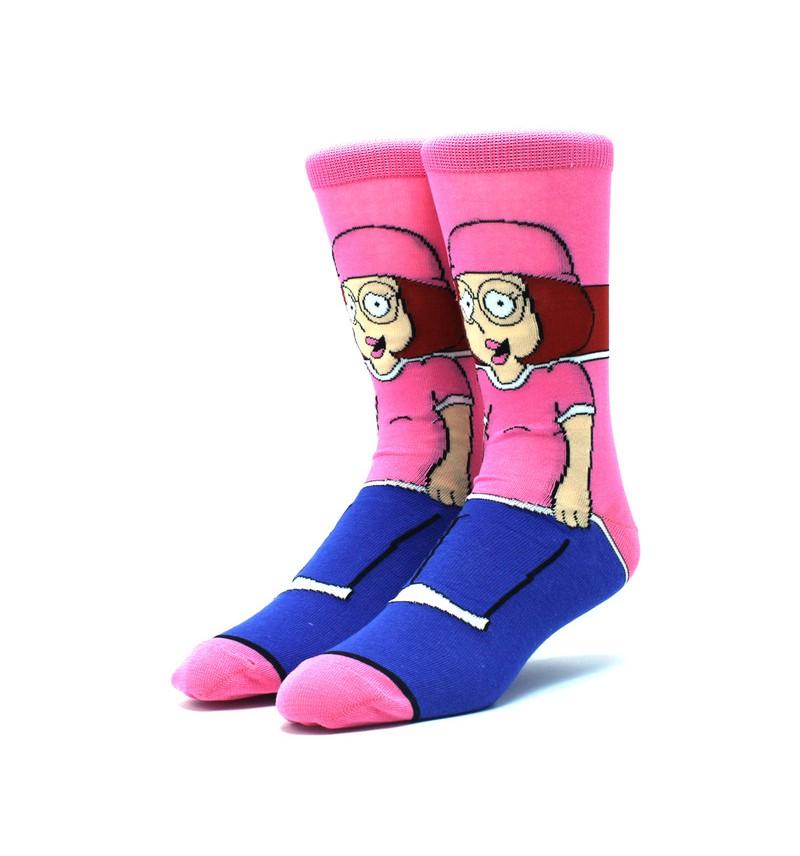 """Vyriškos kojinės """"Meg Griffin"""""""