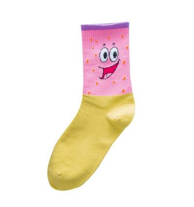 """Moteriškos kojinės """"Šypsenėlė"""" 6"""