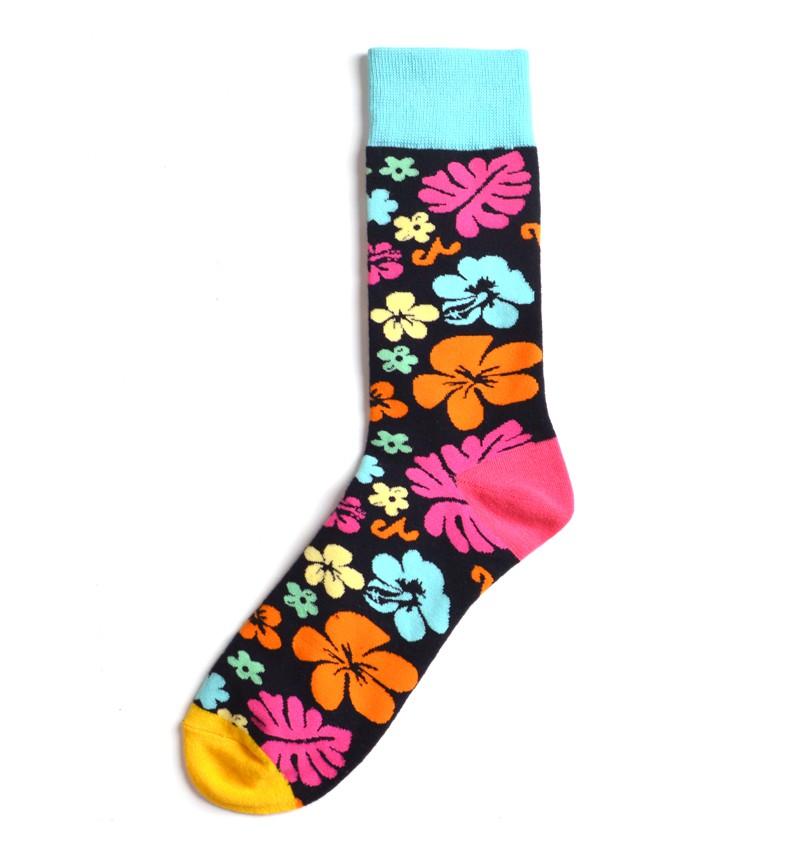 """Vyriškos kojinės """"Gėlynas"""""""
