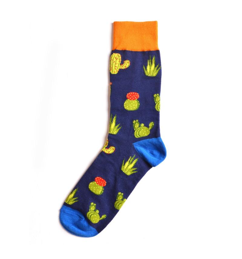 """Vyriškos kojinės """"Kaktusai"""""""