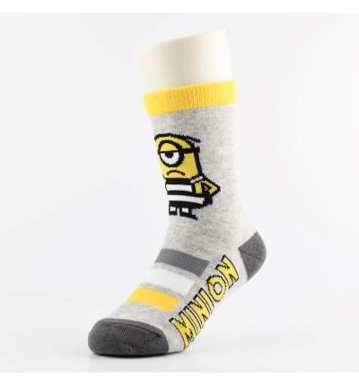 """Vaikiškos kojinės """"Minimukai"""" pilkos"""