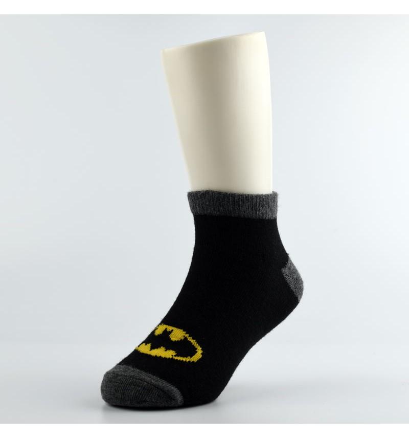 """Vaikiškos kojinės """"Betmenas"""" juodos"""