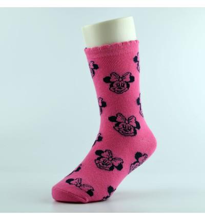 """Kojinės mergaitėms """"Mini"""" rožinės"""