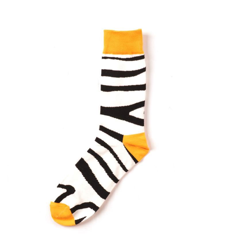 "Vyriškos kojinės ""Zebras"""