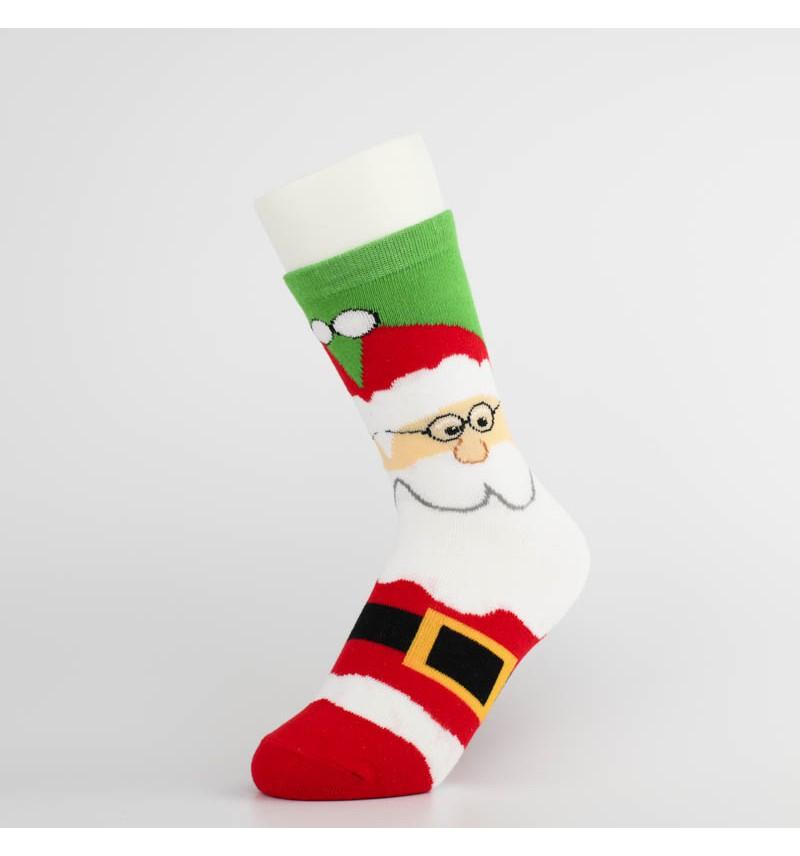 """Šventinės kojinės """"Kalėdų Senelis"""""""