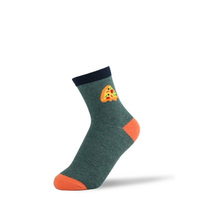 """Moteriškos kojinės """"Picos gabalėlis"""""""