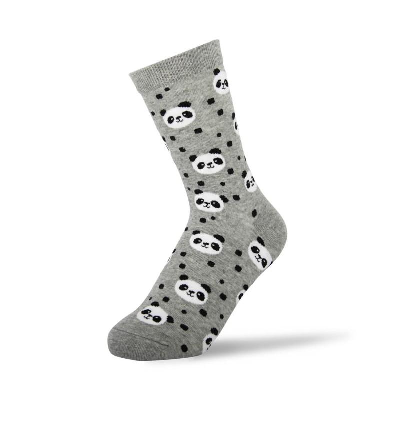 """Moteriškos kojinės """"Panda"""""""