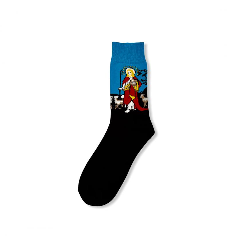 Vyriškos spalvotos kojinės
