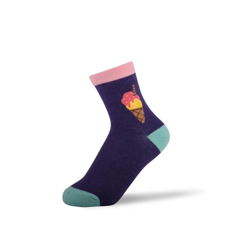 """Moteriškos kojinės """"Ledai"""""""