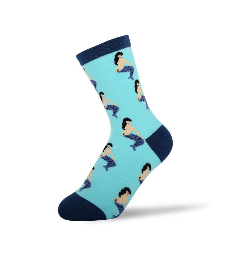 """Moteriškos kojinės """"Undinėlė"""""""