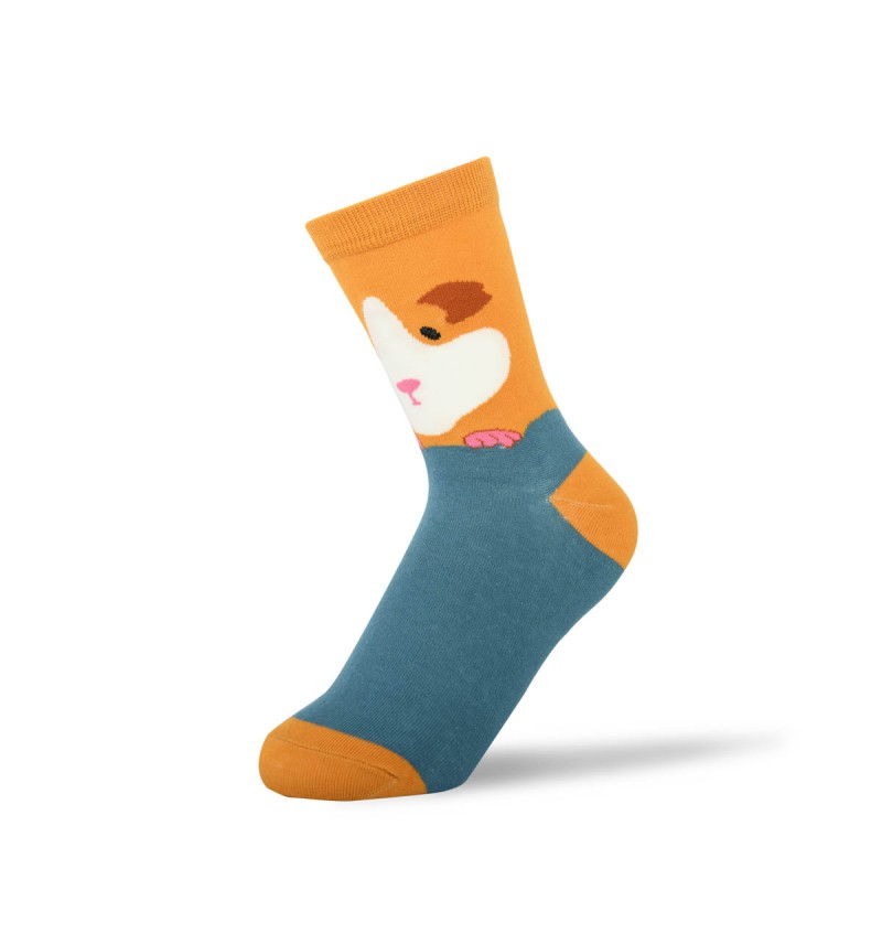 """Moteriškos kojinės """"Jūros kiaulytė"""""""