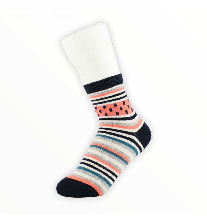"""Moteriškos kojinės """"Mirgytė"""""""