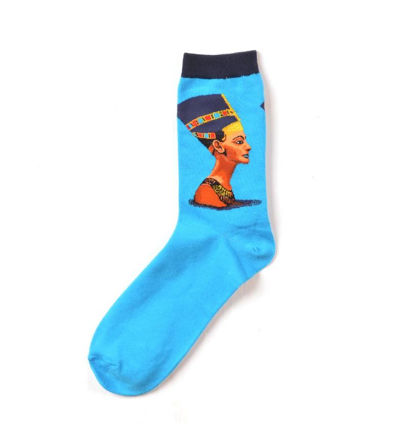 """Vyriškos kojinės """"Nefertitė"""